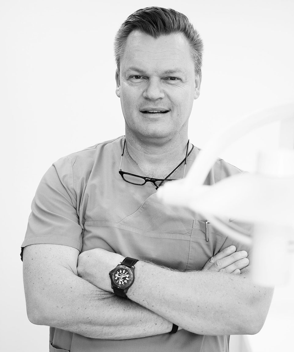 Dr. med. dent. Axel Straube M.Sc.